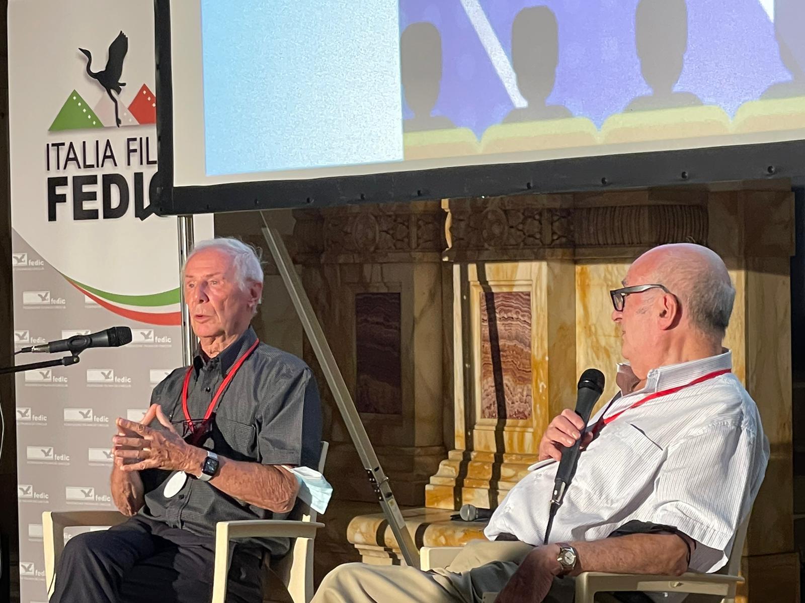 """71° Italia Film Fedic, Bruno Bozzetto: """"Il Signor Rossi? La caricatura del direttore artistico di un festival cinematografico"""""""